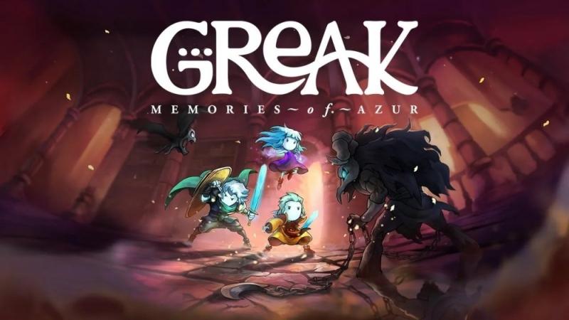 2D手绘ACT格里克天蓝色的记忆试玩版发布